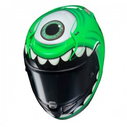 Casque HJC RPHA 11 Monster and Co Mike Wazowski