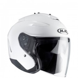 Casque Jet HJC IS-33 II Blanc