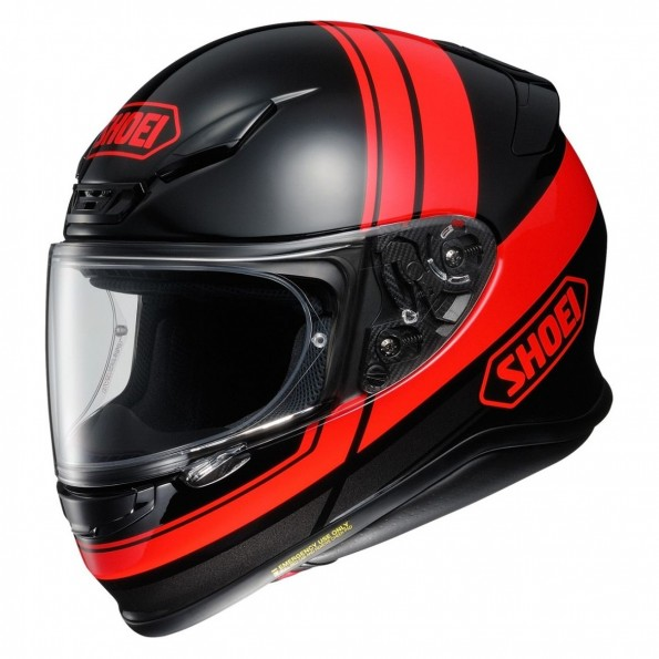 Casque Intégral Shoei NXR Philosopher TC-1 Rouge