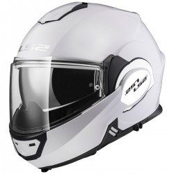 Casque Modulable LS2 Valiant Blanc