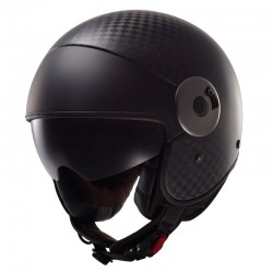 Casque LS2 Carbio Carbon
