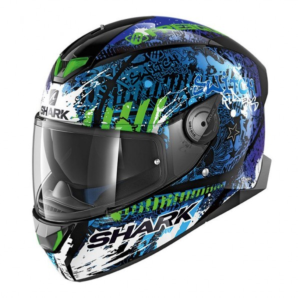 Casque Intégral Shark Skwal 2 Switch Riders 2
