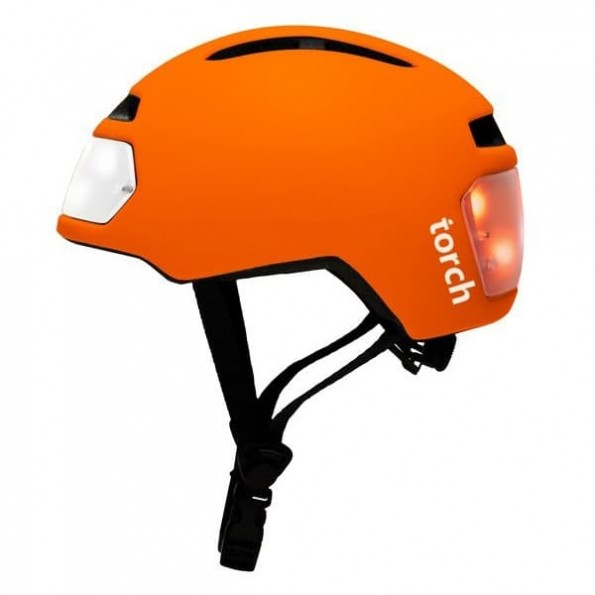 Casque Vélo Torch T2 Orange