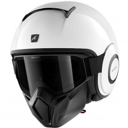 Casque Jet Shark Street Drak Brillant