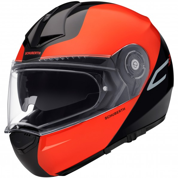 Casque Modulable Schuberth C3 Pro Spit