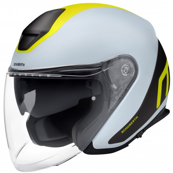 Casque Jet Schuberth M1 Pro Tripple