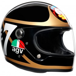 Casque AGV X3000 Barry Sheene - Limited Edition