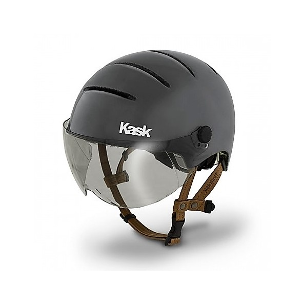 Kask Urban Lifestyle Anthracite Gris Brillant