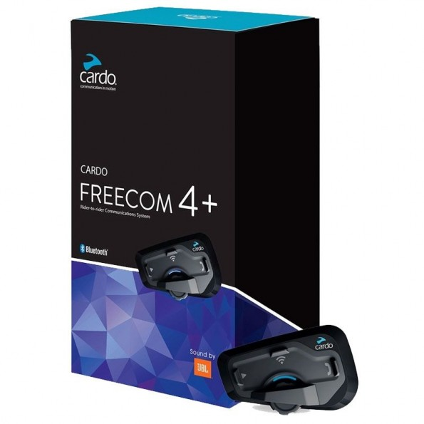 Cardo Scala Rider Freecom 4+ Duo by JBL