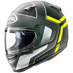 Casque Arai PROFILE-V Tube Fluor Yellow