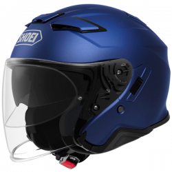 Casque Jet Shoei J-Cruise 2 Bleu Mat