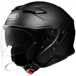 Casque Jet Shoei J-Cruise 2 Noir Mat