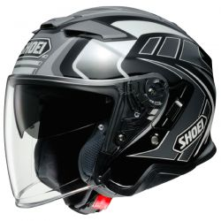 Casque Jet Shoei J-Cruise 2 Aglero TC-5 Gris
