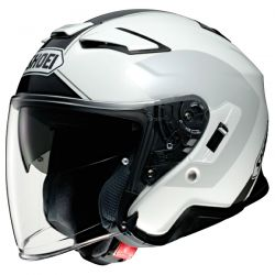 Casque Jet Shoei J-Cruise 2 Adagio TC-6 Blanc