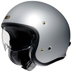 Casque Shoei J.O Matt Silver