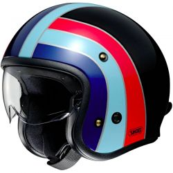 Casque Jet Shoei J.O Nostalgia TC-10