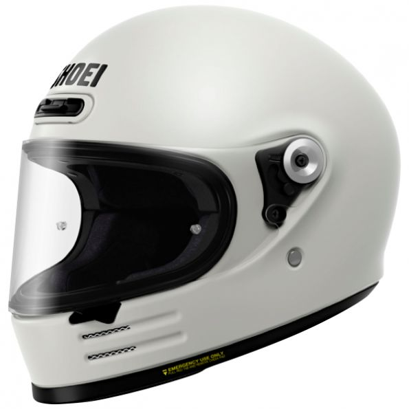 Casque Intégral Shoei Glamster Blanc