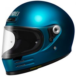 Casque Shoei Glamster Laguna Blue