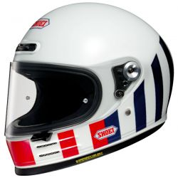 Casque Intégral Shoei Glamster Resurrection TC-10 Rouge