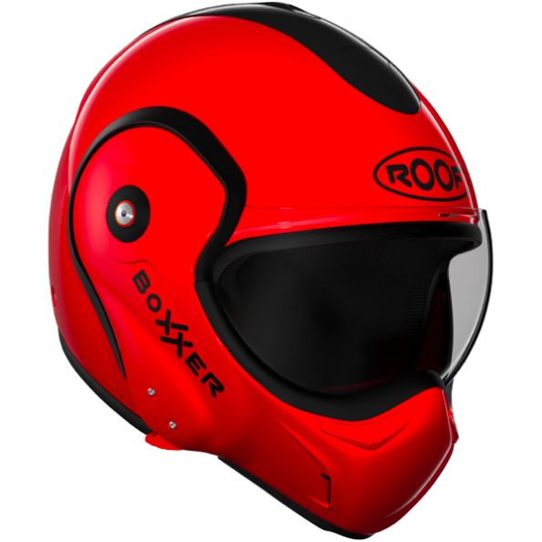 Casque Modulable Roof Boxxer Rouge