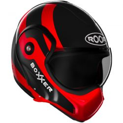 Casque Modulable Roof Boxxer Fuzo Rouge