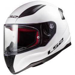 Casque Moto Enfant LS2 Rapid Mini Blanc