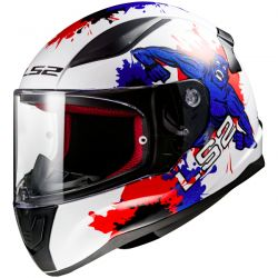 Casque Moto Enfant LS2 Rapid Mini Monster