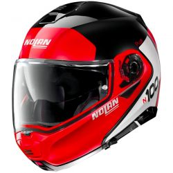 Casque Modulable Nolan N100-5 Plus Rouge