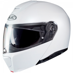 Casque Modulable HJC RPHA 90S Blanc Brillant