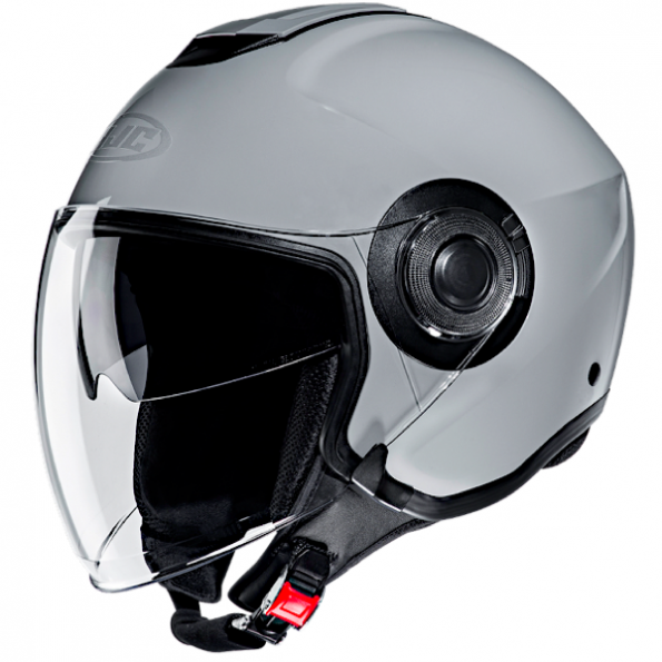 Casque Jet HJC I40 Nardo Grey