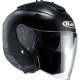 Casque Jet HJC IS-33 II Noir Mat