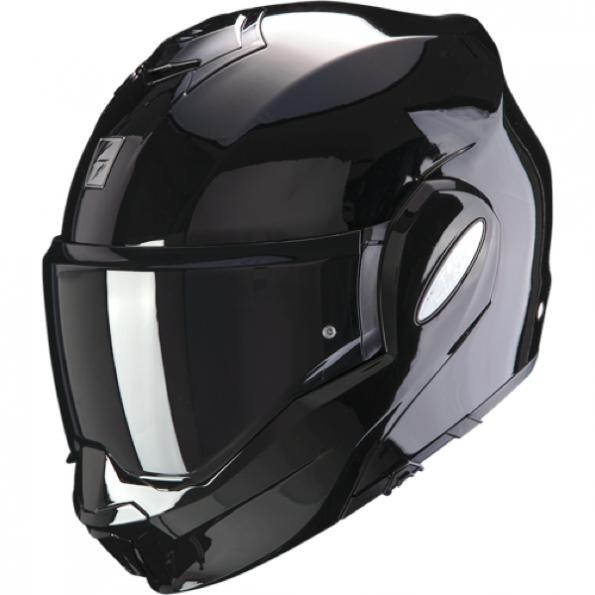 Casque Modulable Scorpion Exo Tech Noir