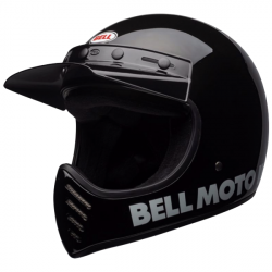 Casque Cross Bell Moto 3 Black