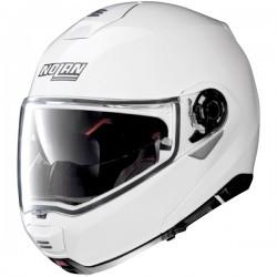 Casque Modulable Nolan N100-5 Classic Blanc