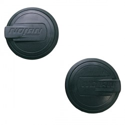 Nolan Rondelles de Fixation Black N40/N40 Full
