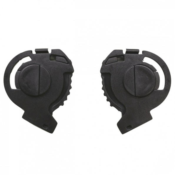 Mécanisme d'écran Nolan N86 N86 N90 N91 et Grex G9.1 - Fixation Black