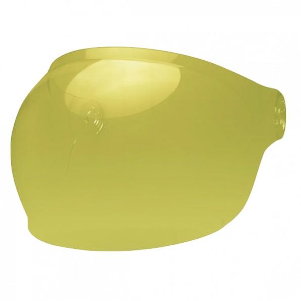 Ecran Bell Bullitt Bubble Yellow jaune pour casque intégral
