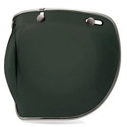 Bell Ecran 3-Snap Custom 500 Bubble Deluxe Wayfarer Green