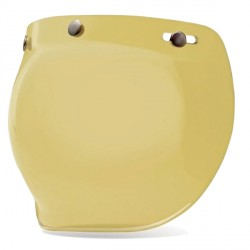 Bell Ecran 3-Snap Custom 500 Bubble Yellow