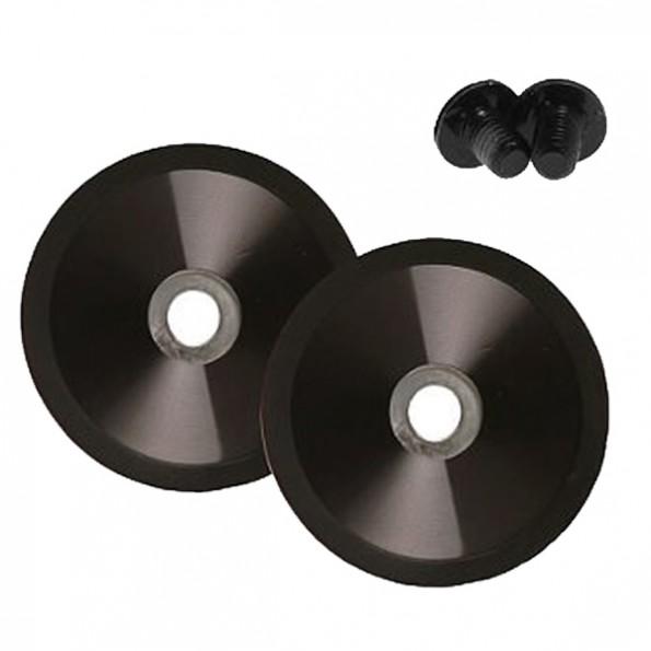 Kit Vis Fixation Ecran Black pour casque Bell Bullitt Intégral