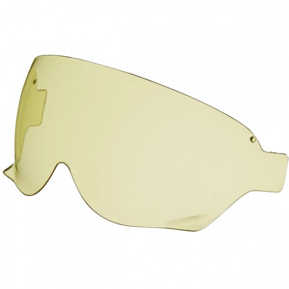 Ecran Shoei CJ-3 HD Yellow Jaune pour jet J.O