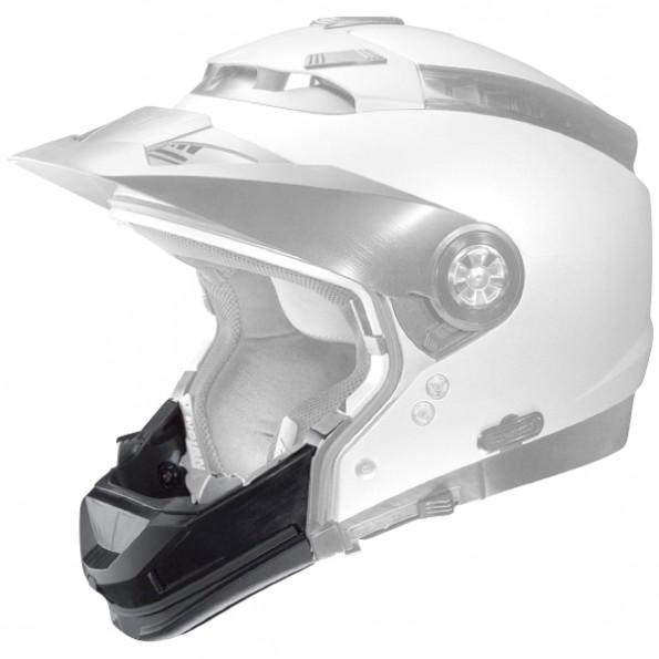 Mentonnière pour casque Nolan N44r Intégral