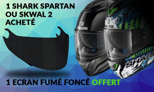 Offre Spartan Skwal Ecran Fumé Offert
