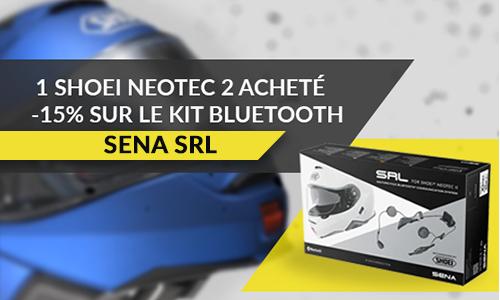 Shoei Neotec 2 + SRL